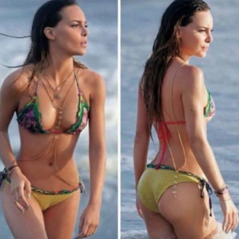 Así han evolucionado las curvas de Belinda Foto:Vía instagram.com/belindapop/