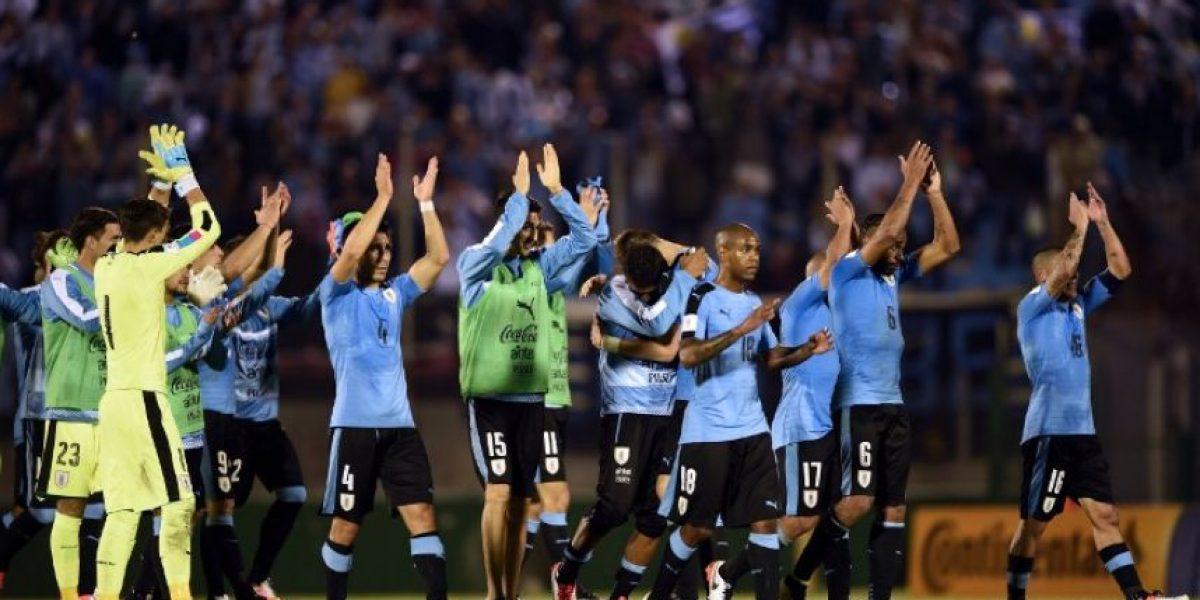 Resultado del partido Uruguay vs Perú, eliminatorias Conmebol 2016
