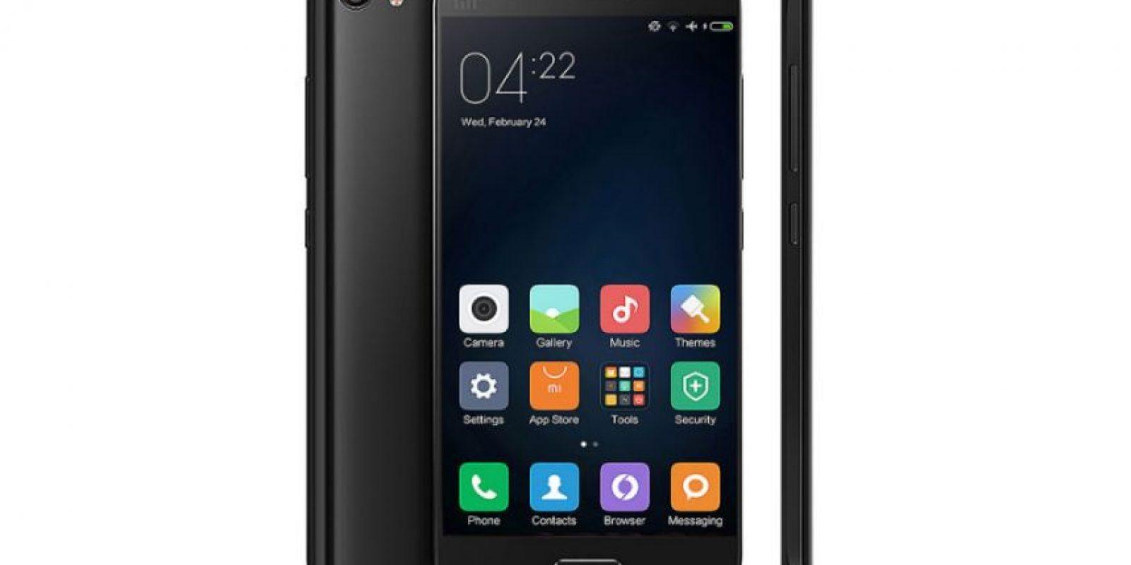 Xiaomi Mi 5 Pro: el celular indestructible. Foto:Xiaomi