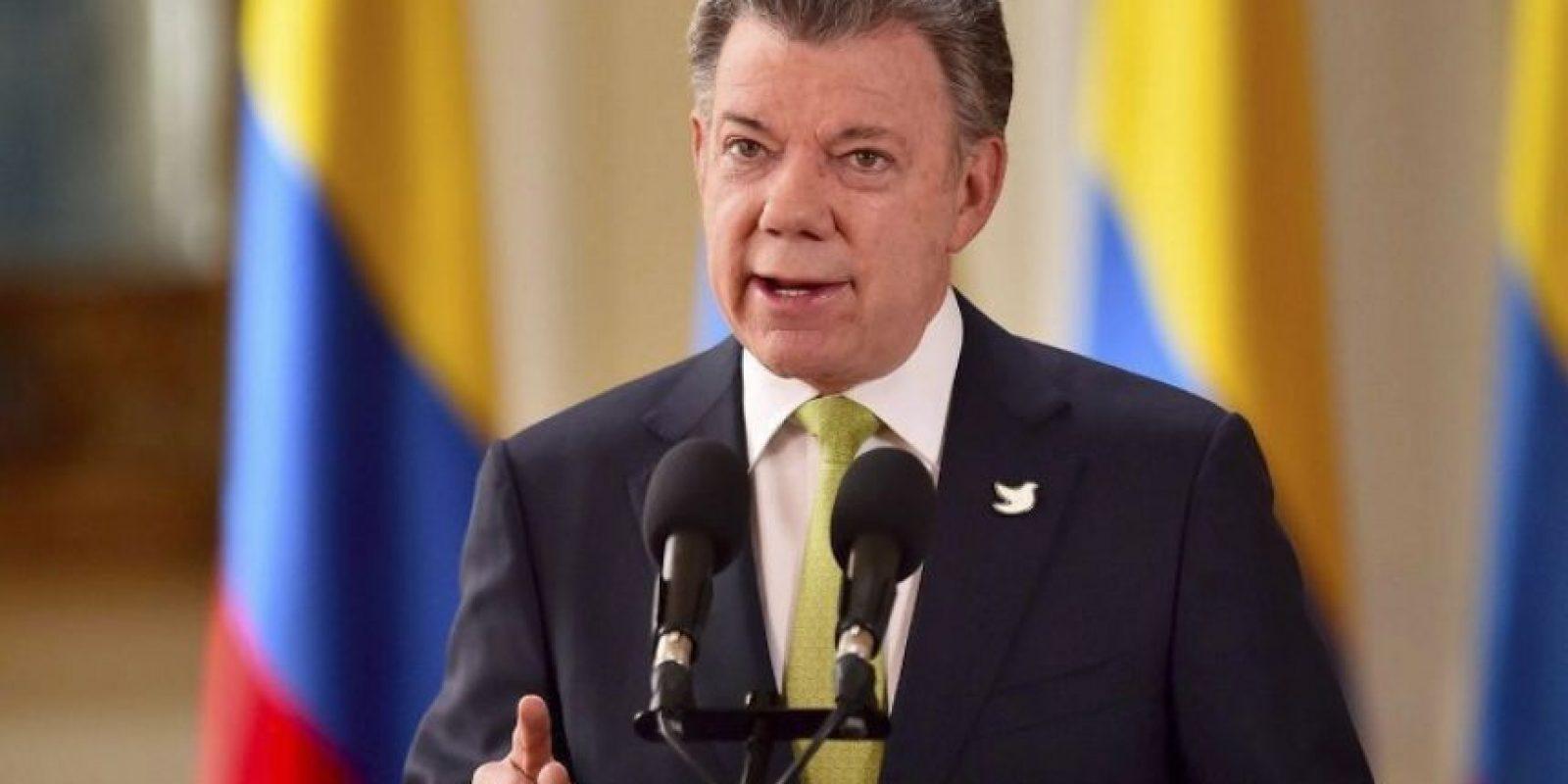 Colombia inicia diálogos de paz con el EZL Foto:AFP