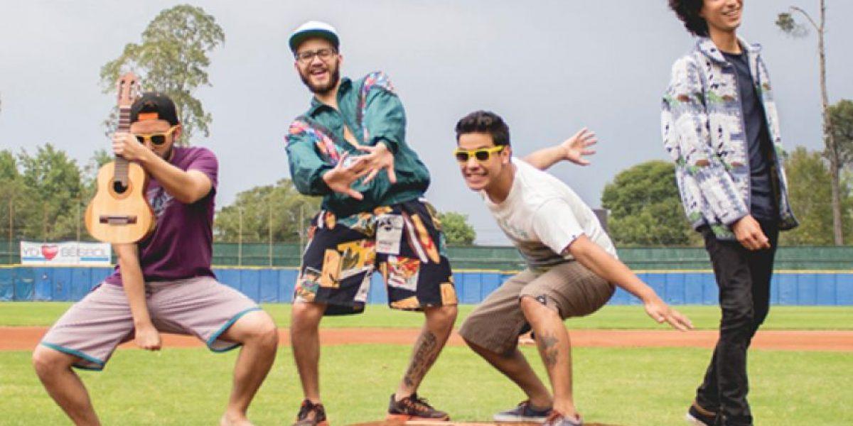 """""""No sé nadar"""", el nuevo video del grupo guatemalteco SKD2"""