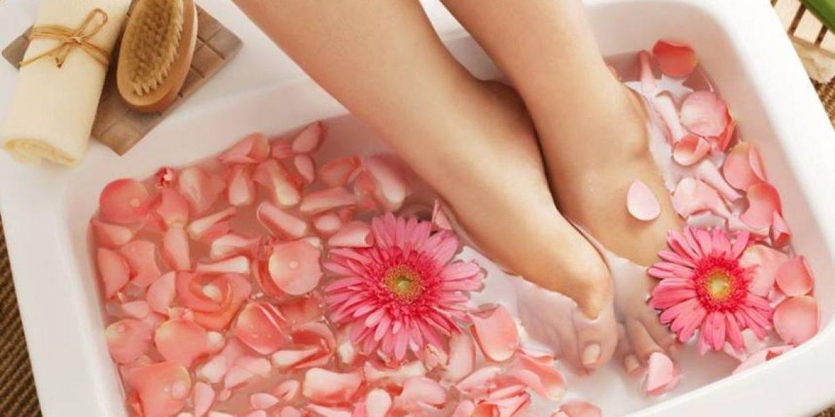 ¡Felicidad absoluta! Cinco consejos infalibles para que relajes tus pies