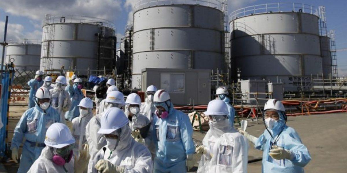 Congelan suelo de central de Fukushima para frenar agua radiactiva