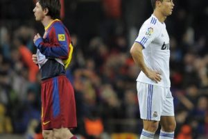 Barcelona vs. Real Madrid Foto:Getty Images