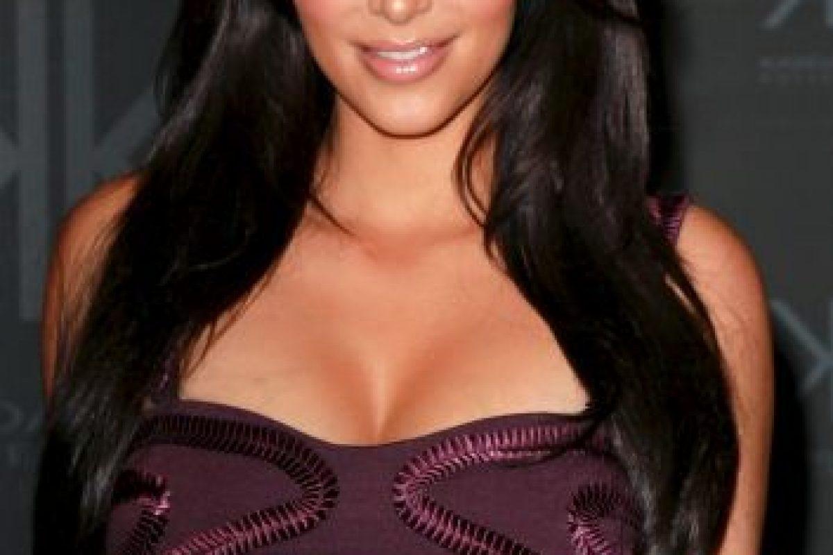 """""""Keeping Up With The Kardashians"""" se estrenó el 14 de octubre de 2007 en Estados Unidos. Foto:Getty Images"""