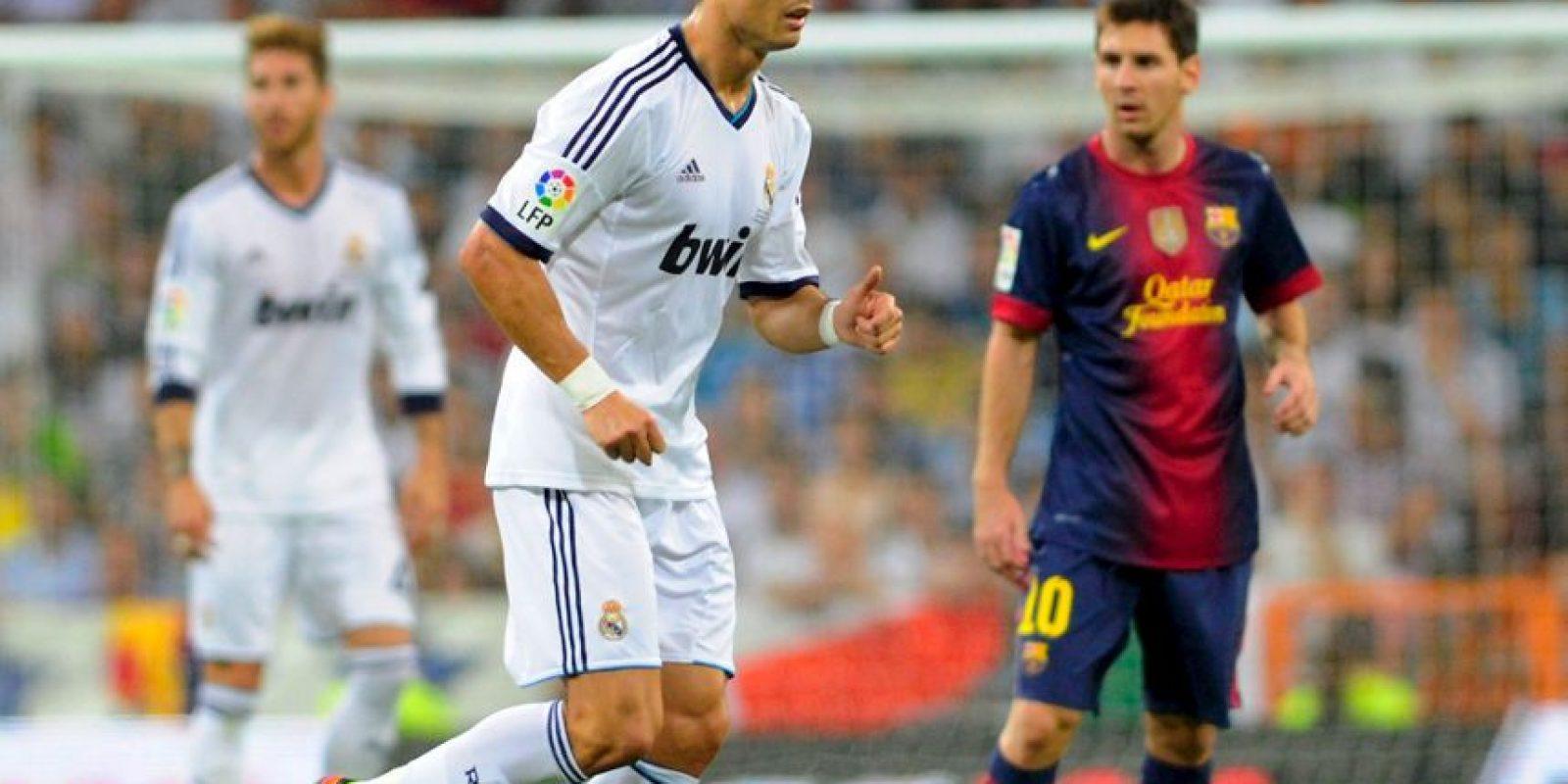 2. Cristiano lidera la tabla de goleo Foto:Getty Images