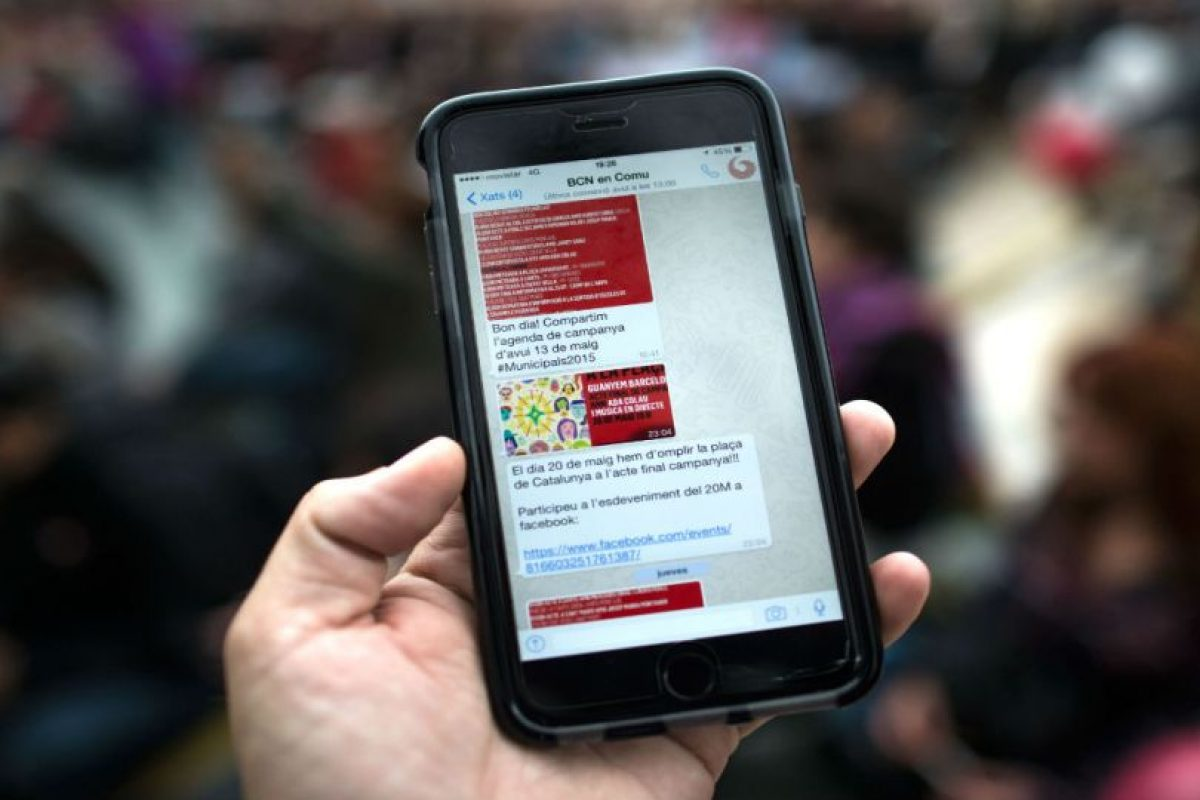 Esta plataforma se usa para la comunicación a nivel mundial. Foto:Getty Images