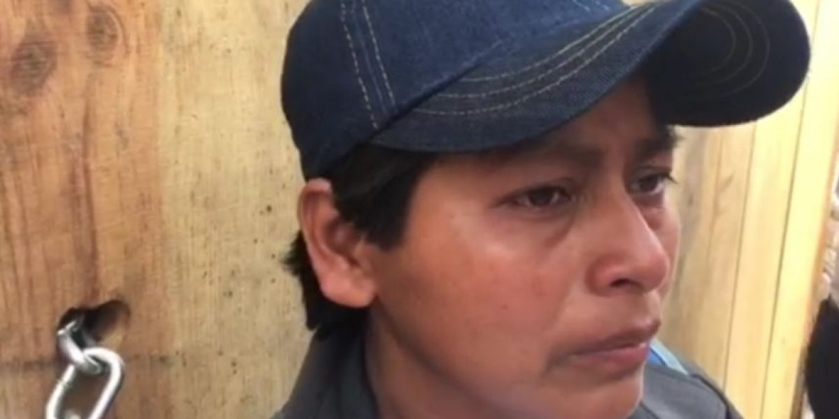 Madre de hermanas que murieron en incendio en la Terminal pide esto a Jimmy Morales