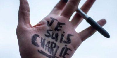 El hashtag #JeSuisCharlie fue utilizado en redes sociales. Foto:Getty Images
