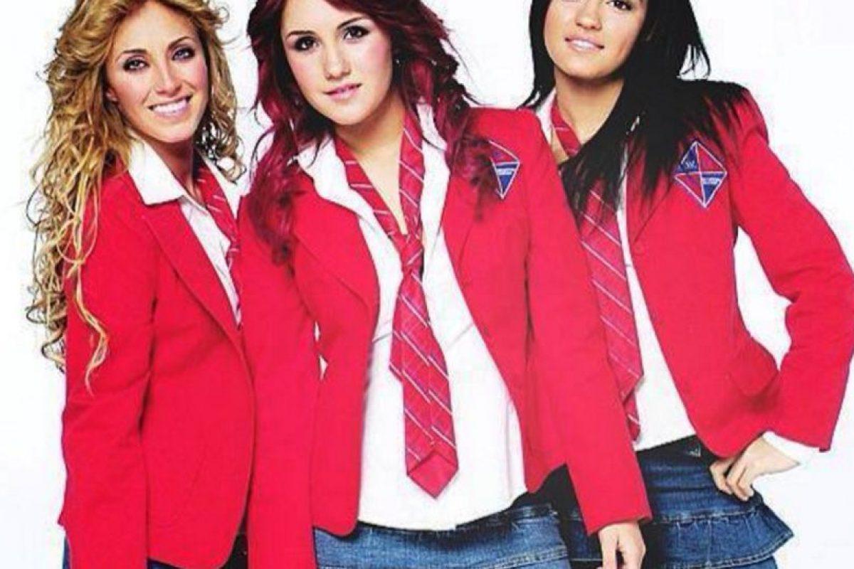 Y de los conciertos de RBD Foto:Televisa