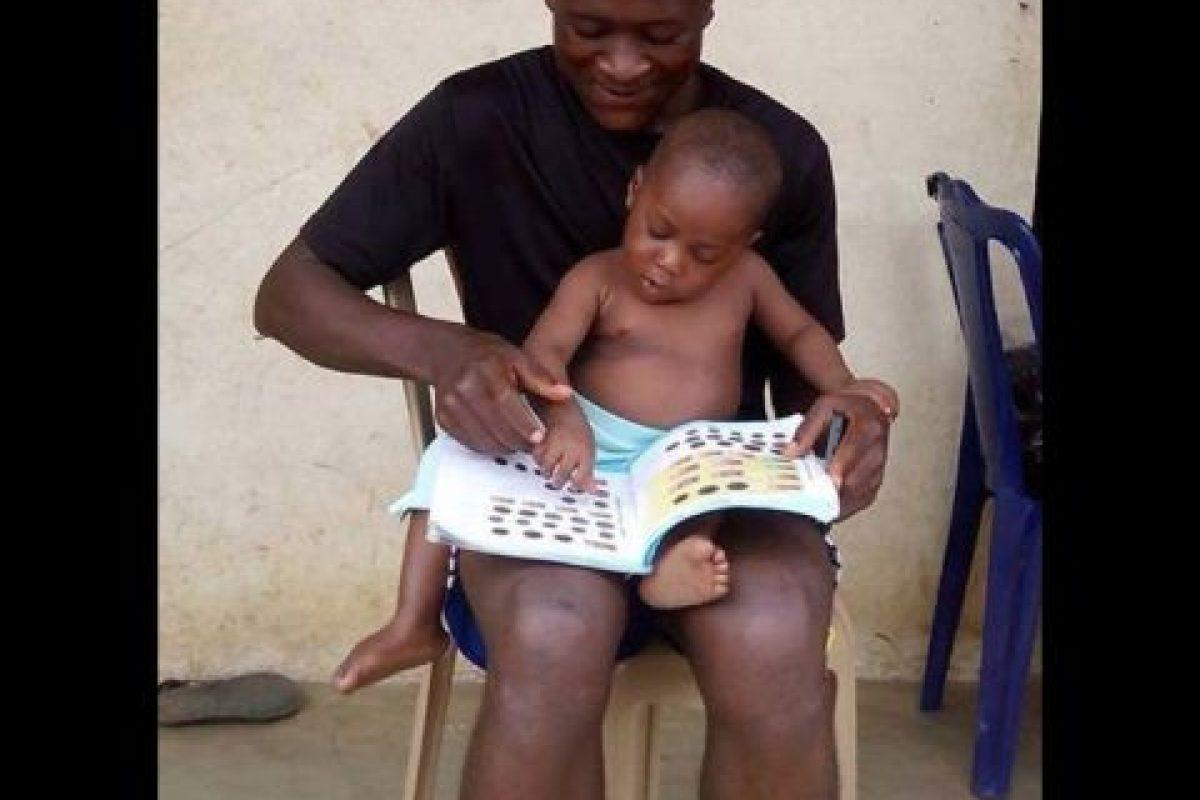 Anja ha dedicado más su atención a los niños que son abandonados. Foto:facebook.com/anja.loven/