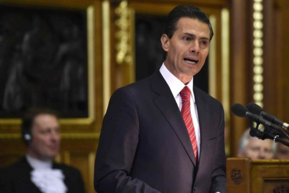 Enrique Peña Nieto Foto: Getty Images