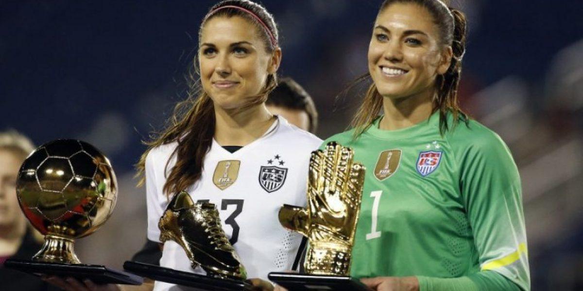 Jugadoras de selección de Estados Unidos demandan a la federación de fútbol por discriminación salarial