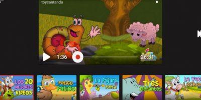 Una de las configuraciones le permitirá a los padres ajustar el tiempo en que los niños pueden ver videos. Foto:YouTube