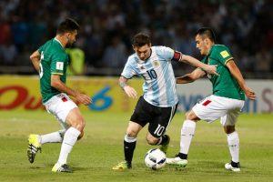 Con 11 unidades, debajo de Uruguay y Ecuador. Foto:Getty Images