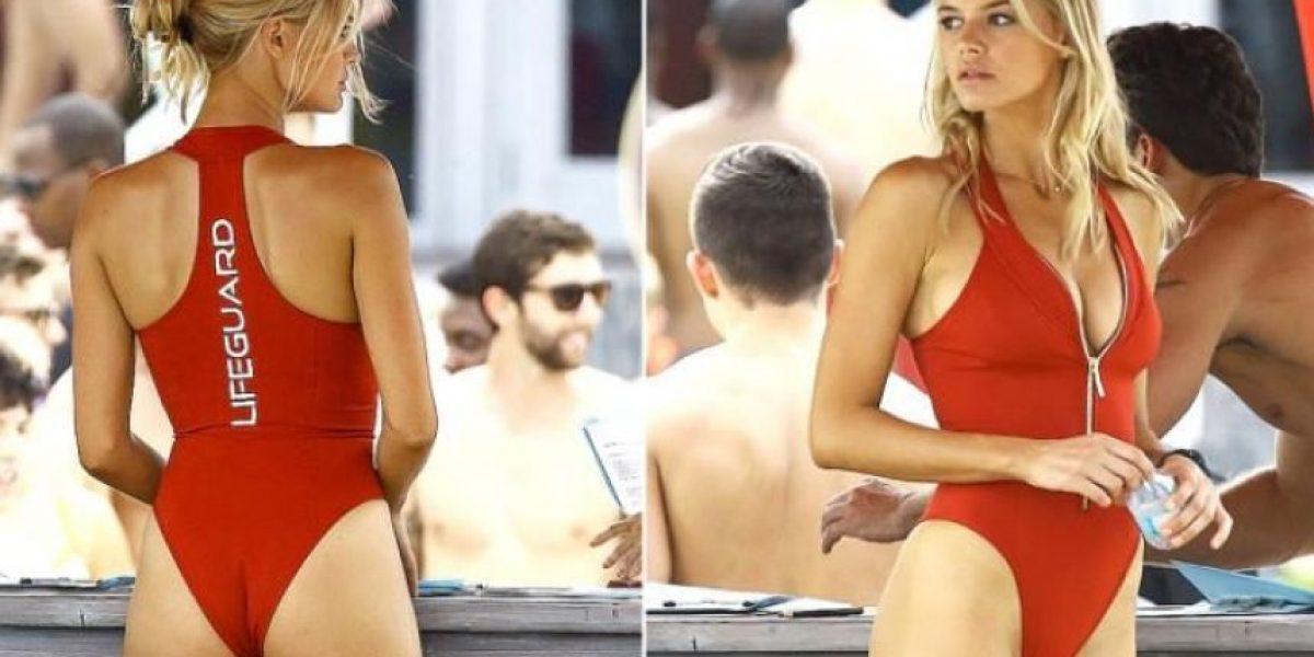 """Fotos. Kelly Rohrbach luce muy sexy en bikini para """"Baywatch"""""""