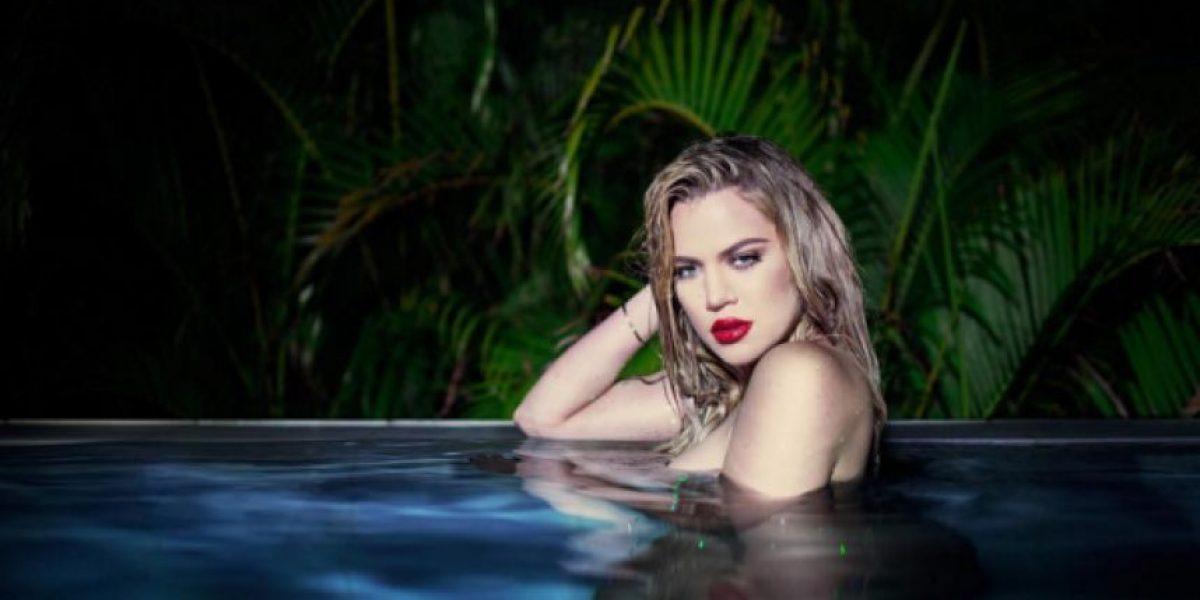 La revelación sexual de Khloé Kardashian que sorprendió a sus fans