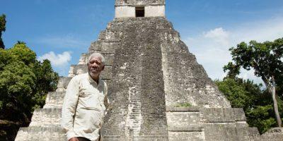 """Guatemala es parte de """"La historia de Dios"""", con Morgan Freeman"""