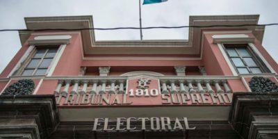 TSE pagará y distribuirá espacios para propaganda en elecciones