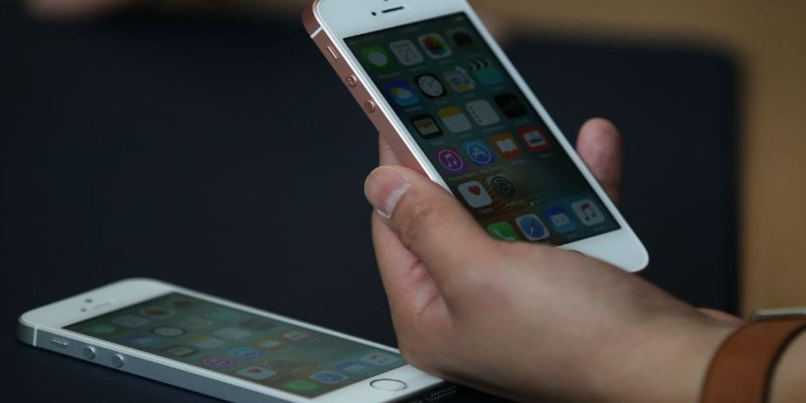 El iPhone no cuentan con memoria externa. Foto: Getty Images