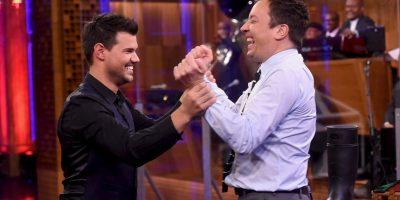 """Esta fue su presentación en el programa """"The Tonight Show"""" con Jimmy Fallon. Foto:Getty Images"""
