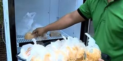 Las personas pueden donar la comida que les sobró Foto:Facebook.com/Pappadavada