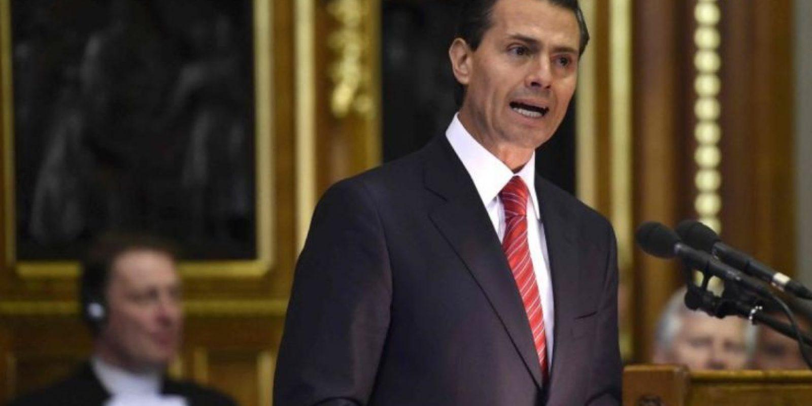 Enrique Peña Nieto Foto:Getty Images