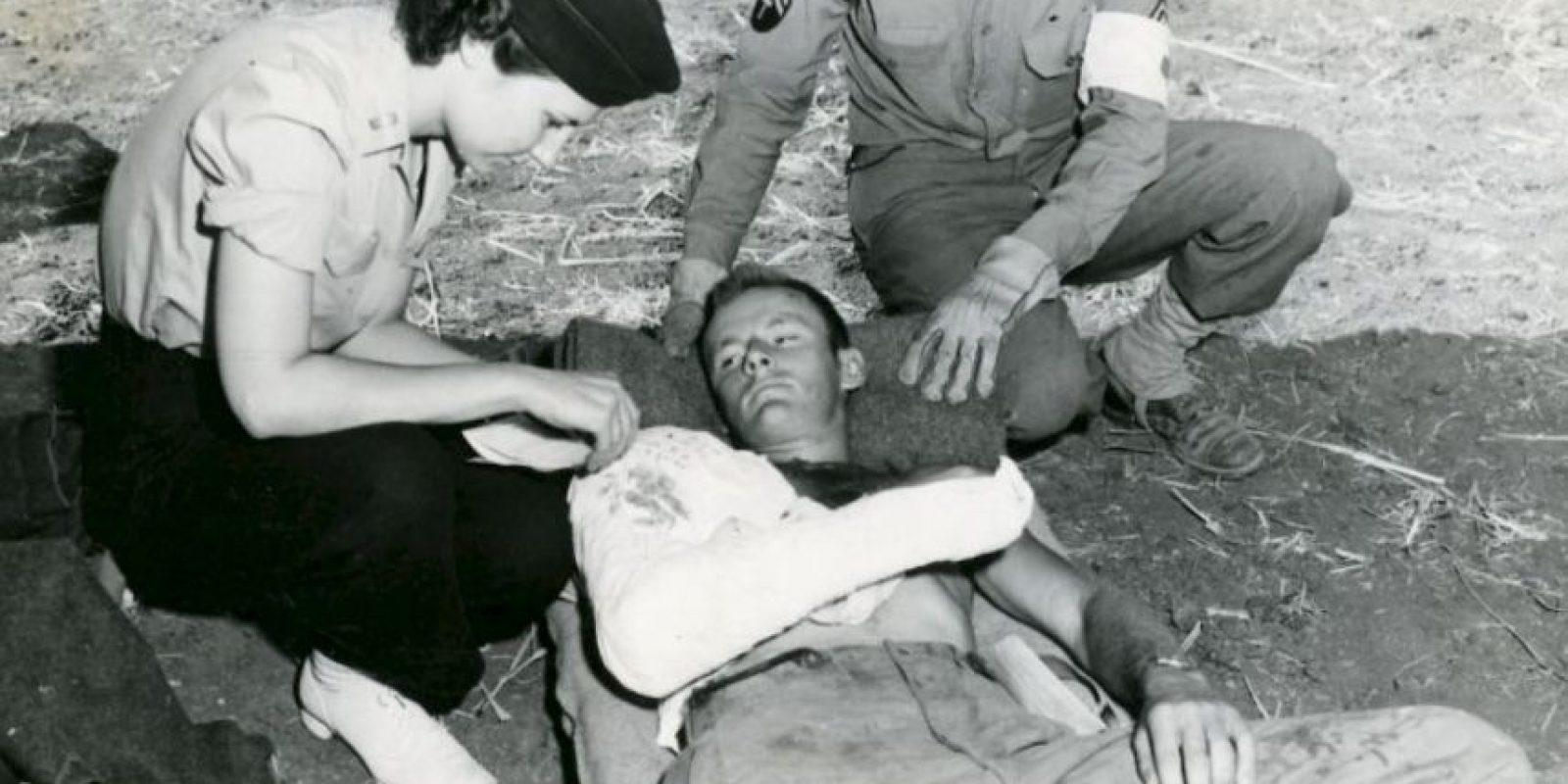 Una enfermera checa violada por nazis se deshizo de ellos teniendo relaciones sexuales con cada uno e infectándoles ETS Foto:Wikipedia