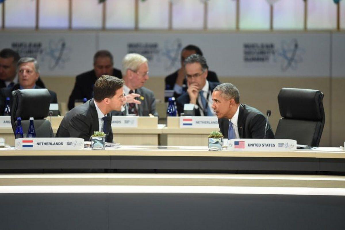 En años anteriores la cumbre se realizo en Seúl y La Haya Foto:nss2016.org