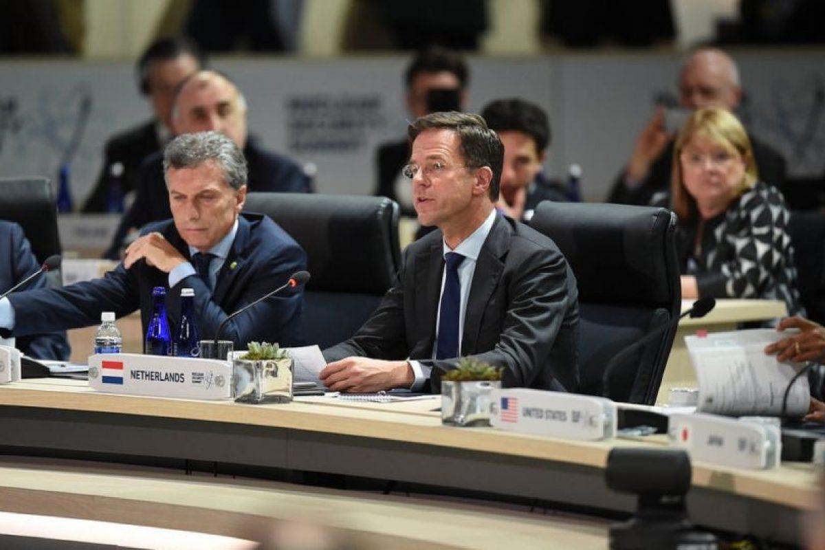 La primera Cumbre de Seguridad Nuclear se realizó en Washington, Estados Unidos, en 2010. Foto:nss2016.org