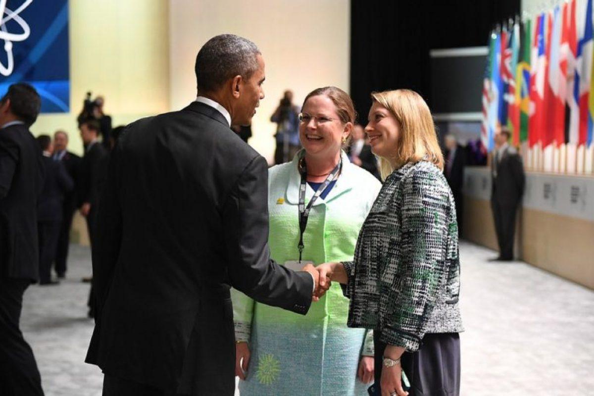 Es la última oportunidad de Barack Obama para impulsar el fortalecimiento de la seguridad nuclear. Foto:nss2016.org