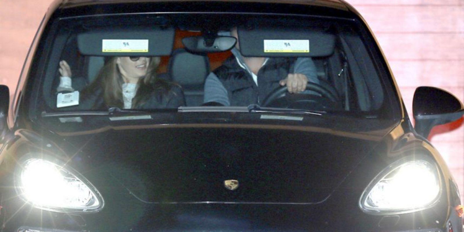 Leonardo DiCprio fue visto con una misteriosa mujere Foto:Grosby Group