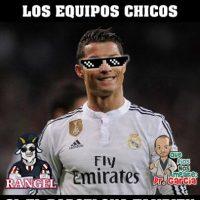 Y Cristiano le dio el triunfo al Real Madrid. Foto:facebook.com