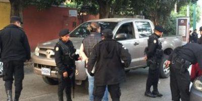 Capturados en zona 10 por negociar con cocaína