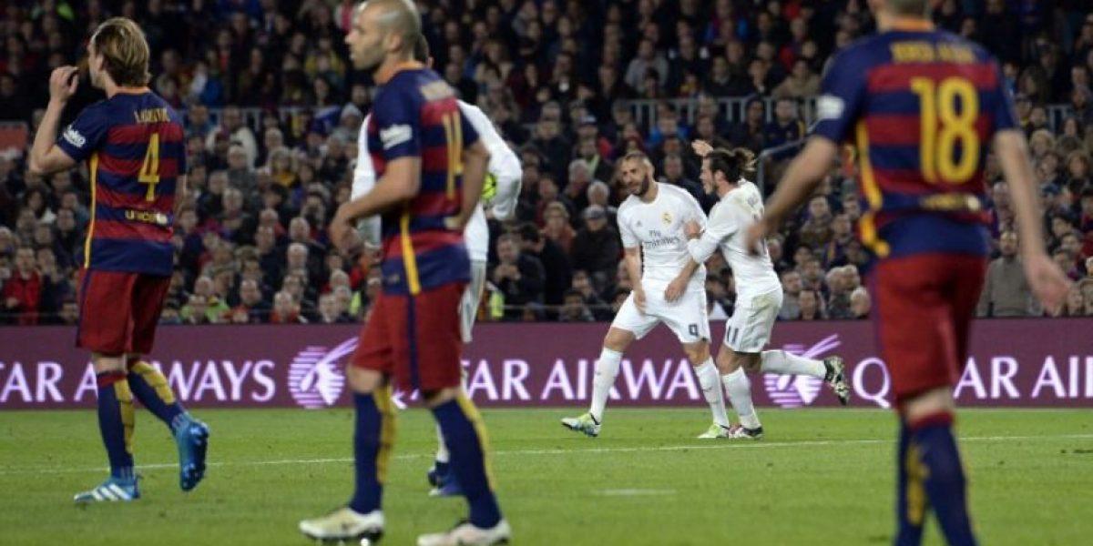 Resultado del Clásico español Barcelona vs. Real Madrid, 2 de abril de 2016