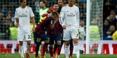 En el Camp Nou, Barcelona tiene 49 victorias, Real Madrid 19 triunfos, y van 17 empates. Foto:Getty Images