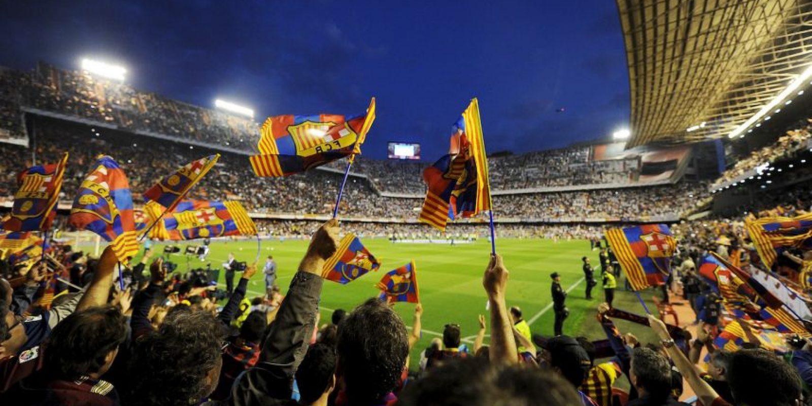 El último encuentro entre ambos, disputado en la casa del Barça, terminó con un 2-1 a favor de los locales. Foto:Getty Images