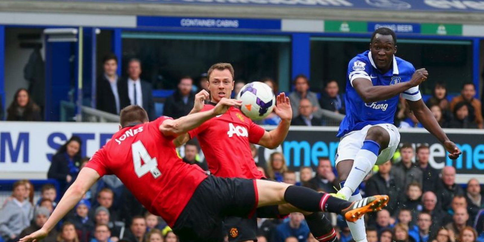 Premier League: Manchester United vs. Everton Foto: Getty Images