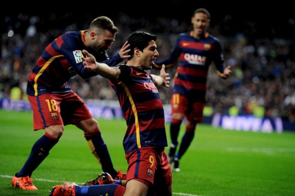 Clásico de España Barcelona vs. Real Madrid Foto:Getty Images