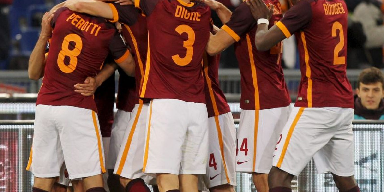 Serie A: Lazio vs. Roma Foto: Getty Images