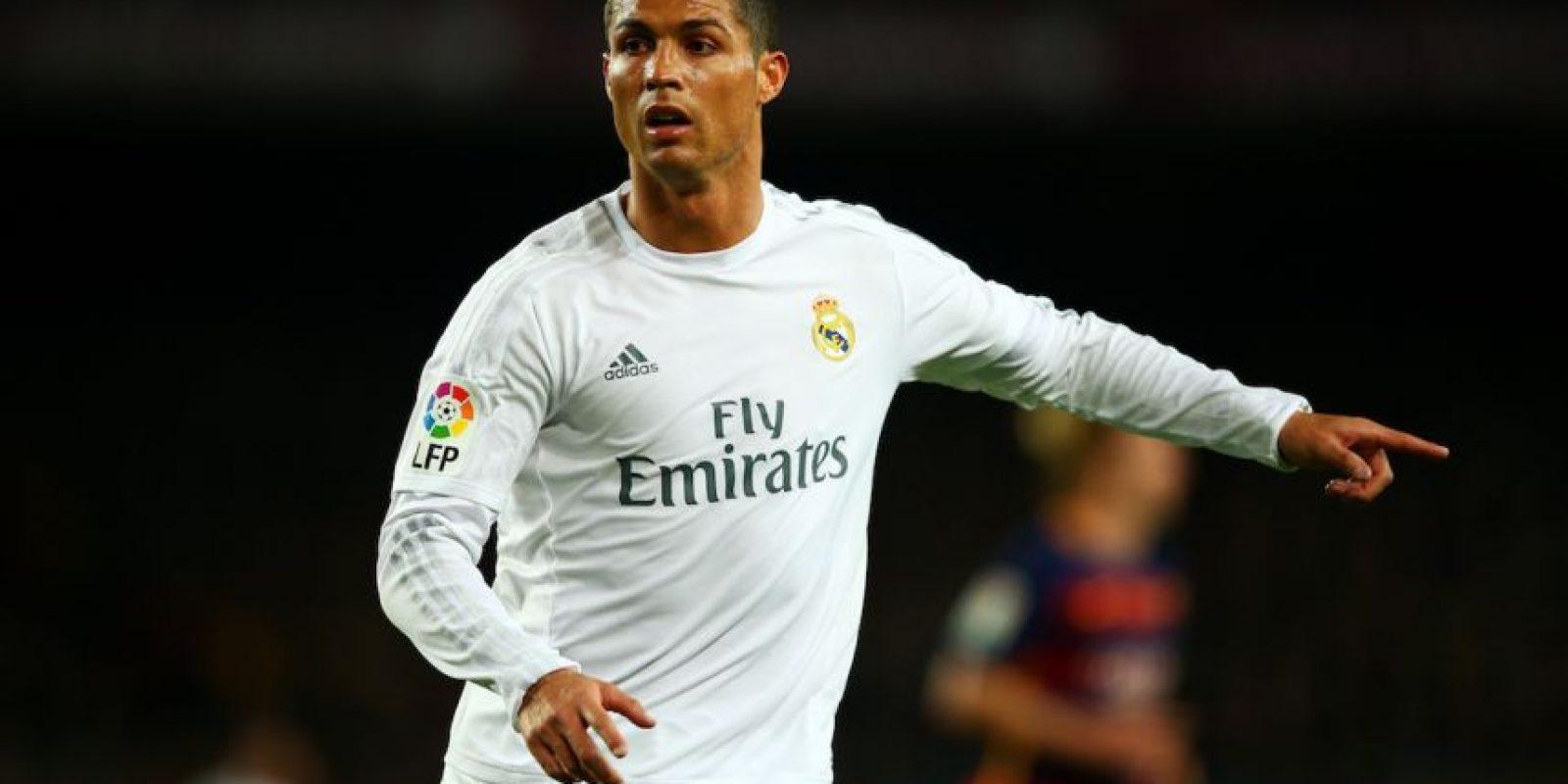 Sí, el récord del portugués subió a 10 goles en los 9 últimos partidos en el Camp Nou. Foto:Getty Images