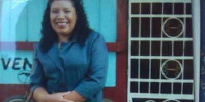Bombera Miriam Ramos necesita ayuda para su recuperación