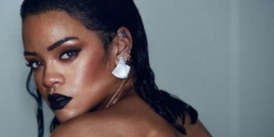Rihanna. Foto:vía Instagram