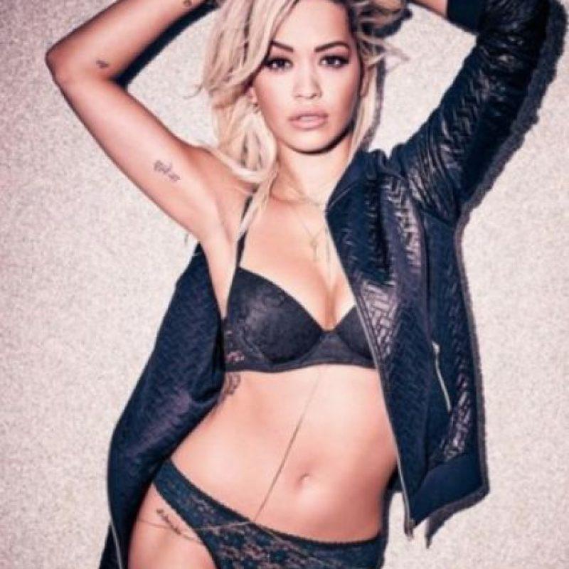 Rita Ora. Foto:vía Instagram
