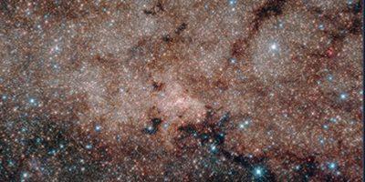 La NASA presume imagen del centro de nuestra galaxia