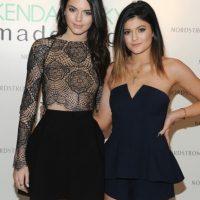 Parecían ser solo las hermanitas de. Foto:vía Getty Images