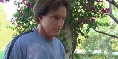 """Nadie sabe cómo manejar a Kourtney"", le dijo el entonces Bruce Jenner a Scott. Foto:vía E!"