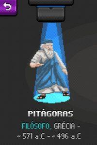 Pitágoras: Es el matemático más famoso del mundo. Sus aportes ayudaron al desarrollo de ciencias como la geografía, filosofía y la medicina. Foto:http://super.abril.com.br/