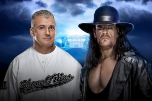 Hell in a Cell Match: Shane McMahon vs. The Undertaker Foto:WWE