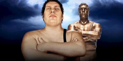 André the Giant Memorial Battle Royal: Adam Rose vs. Curtis Axel vs. Heath Slater vs. Bo Dallas vs. Big Show vs. Kane vs. Tyler Breeze vs. Goldust vs. R-Truth vs. Darren Young vs. Mark Henry vs. Viktor vs. Konnor vs. Jack Swagger vs. Fandango vs. Damien Sandow vs. 4 luchadores por anunciar. Foto: WWE